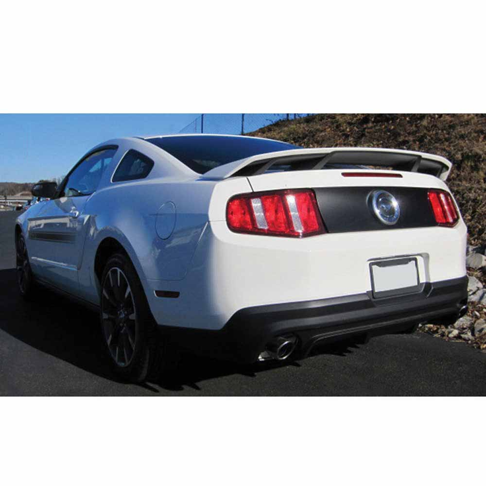 Ford Mustang Trunk Lid Blackout Decal '10-'14